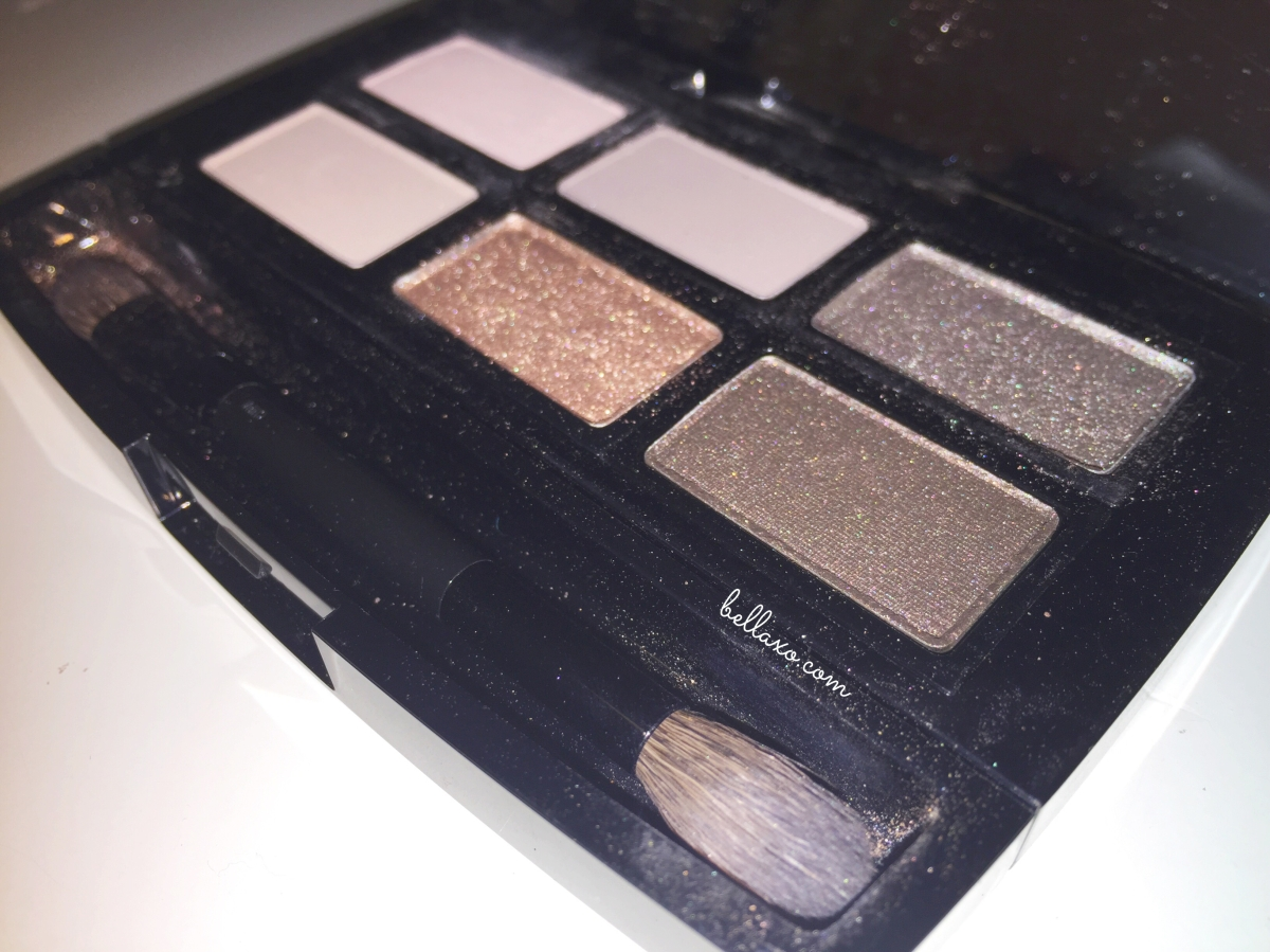 Butter LONDON Pretty Proper Eyeshadow Palette Review +Swatches